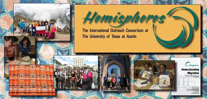 Hemispheres: The International Area Studies Outreach Consortium