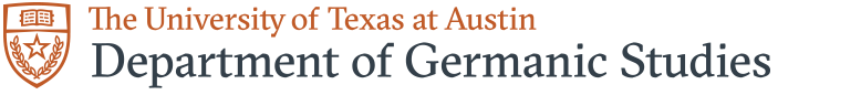 Department of Germanic Studies