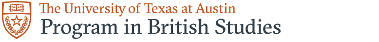 Program in British Studies official logo